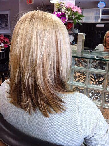 blonde highlights with dark under 1000 ideas about dark underneath hair on pinterest hair