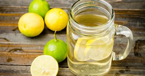 Are Detox Drinks Safe During Pregnancy by Image Gallery Lemon Water Weight Loss