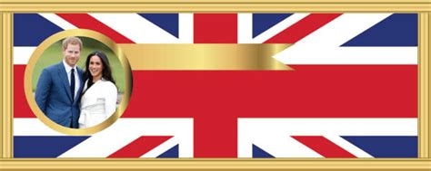 Wedding Banners And Flags by Royal Wedding Personalised Banners Partyrama