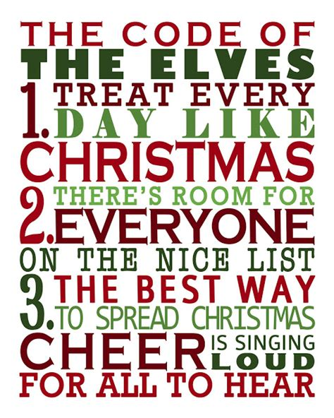 printable elf quotes elf movie quotes printables quotesgram