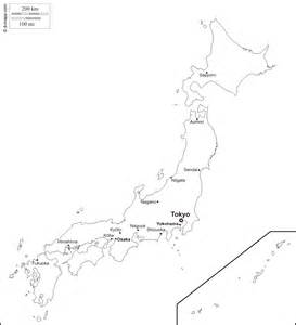 Japan Map Cities Outline by Japan With Ryukyu Islands Free Map Free Blank Map Free Outline Map Free Base Map Outline