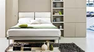 le lit escamotable pour petits espaces