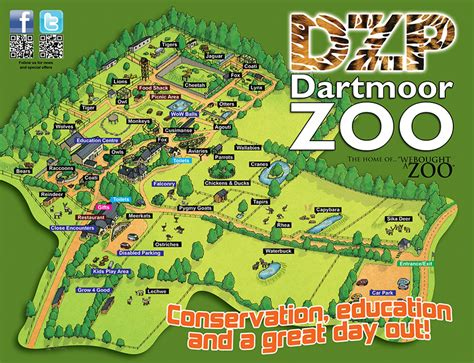 zoo layout design we bought a zoo the layout of the real zoo in dartmoor