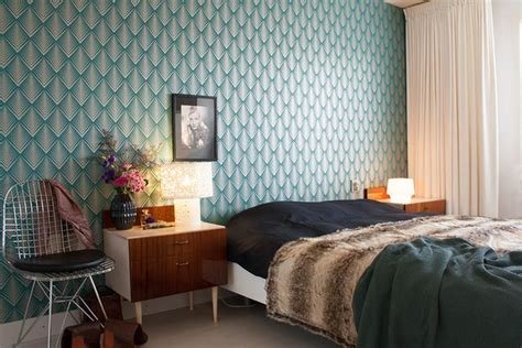 1930 bedroom decorating ideas my houzz contemporary design and retro finds meet in