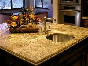 countertop ideas for kitchen choosing the right kitchen countertops hgtv