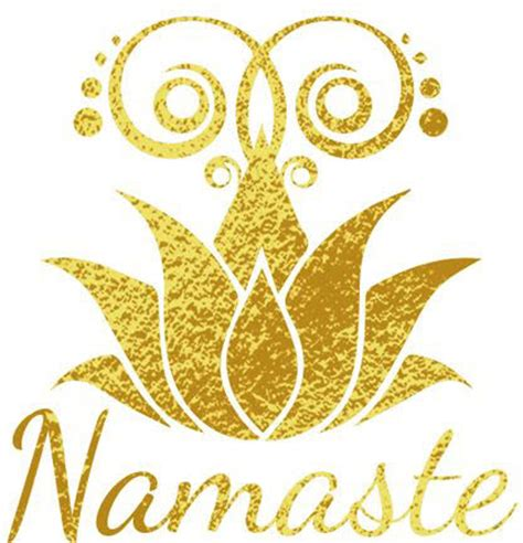 prismfoil namaste tattooforaweek temporary tattoos