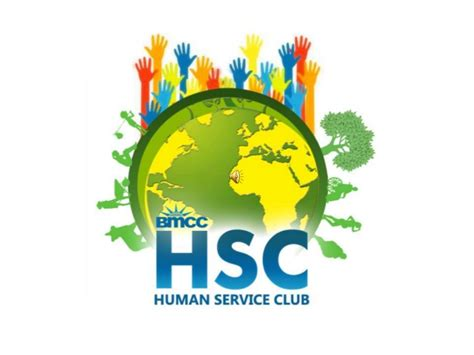 human services club meeting 2