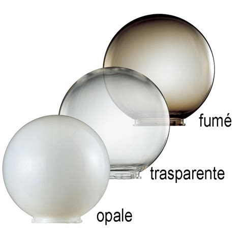 globo illuminazione orione s25 sospensione plafoniera sfera globo d25