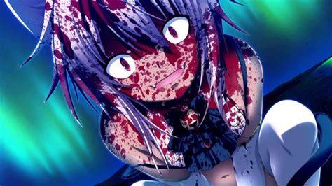 themes hot com bloody anime girl chrome theme themebeta
