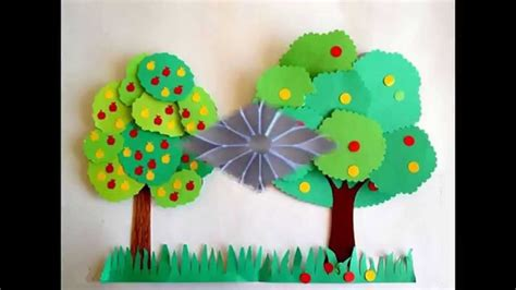 Simple Craft Ideas With Paper - easy and simple diy construction paper crafts for