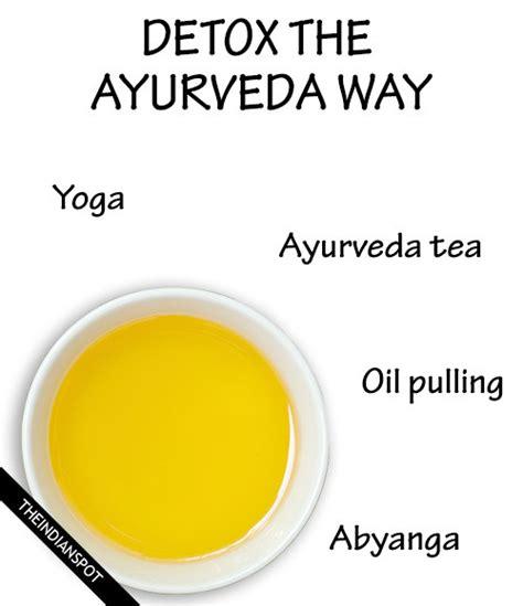 Detox Ayurveda by Detox The Ayurveda Way Theindianspot