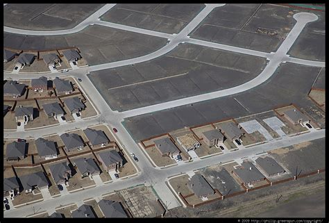 what is a housing tract photograph by philip greenspun dallas suburbs tract housing 3