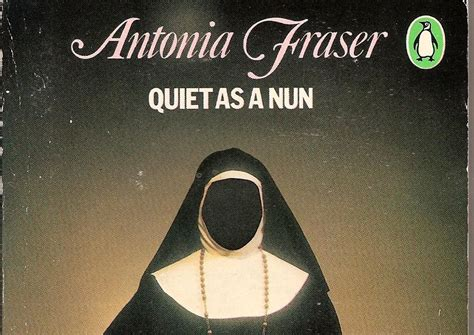 armchair thriller quiet as a nun random creepy scene 487 quiet as a nun