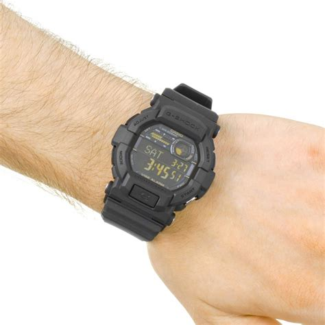 Casio G Shock Digital Gd 350 mens casio g shock vibrating timer alarm chronograph