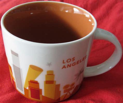 2013 starbucks you are here starbucks 2013 you are here collection los angeles 14 ounce collector coffee mug new