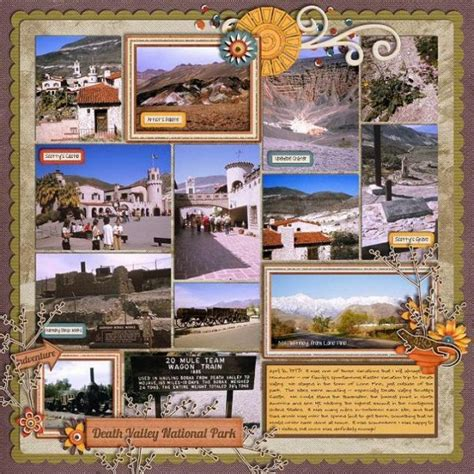 Multi Photo Scrapbook Layouts by 17 Best Images About Scrapbooking Ideas On