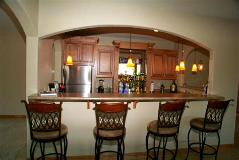 building kitchen bar ideas