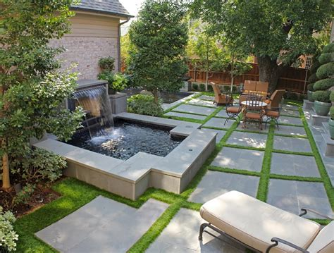 Decorating Backyard Ideas Sensational Synthetic Grass Decorating Ideas For Landscape Transitional Design Ideas With