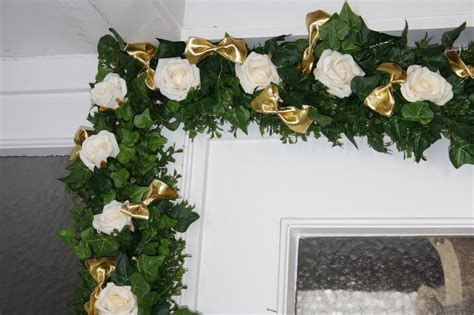 Hochzeit Girlande by Hochzeitsdekos Drau 223 En