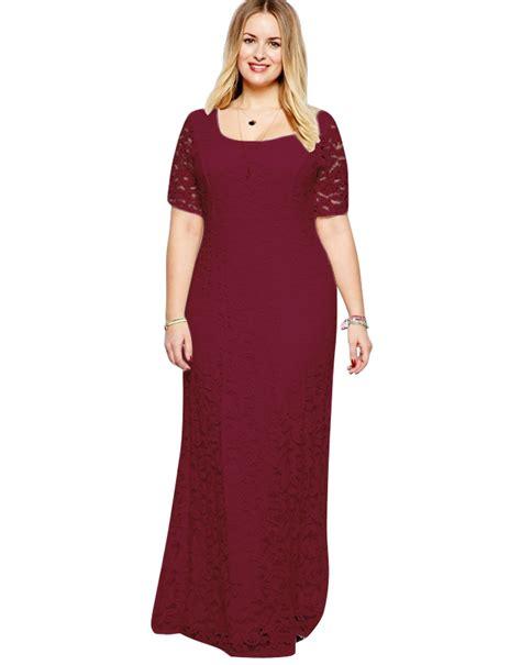 Big Xl Dress new uk womens vestidos plus size xl 9xl dress 2016 fashion big sizes backless white lace