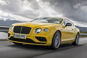 Bentley In Bentley Continental Gt Speed Prices Reviews And New Model
