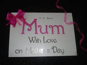 Dazzling Handmade Cards - mother s day dazzling panache handmade cards