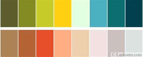 mid century modern colors quick guide to selecting mid century modern colors for