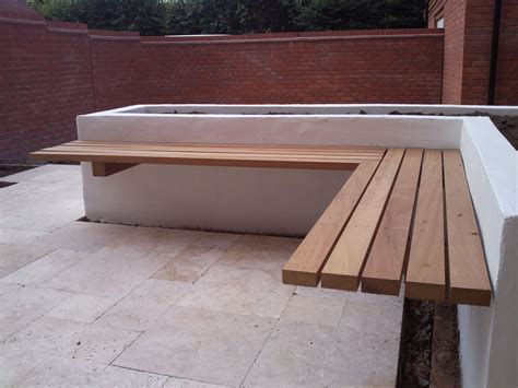 build outdoor bench seating diy corner bench how to build a floating bench