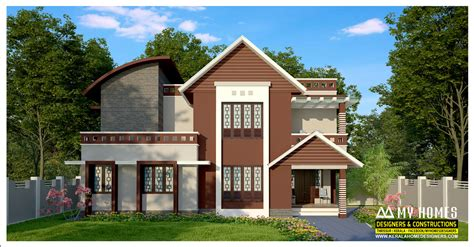 Small Home Images In Kerala Small Budget Homes In Kerala