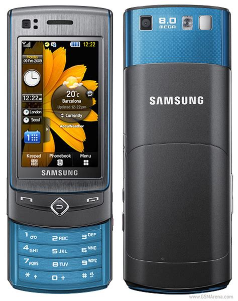 Hp Samsung S8300 Ultra Touch samsung s8300 ultratouch pictures official photos