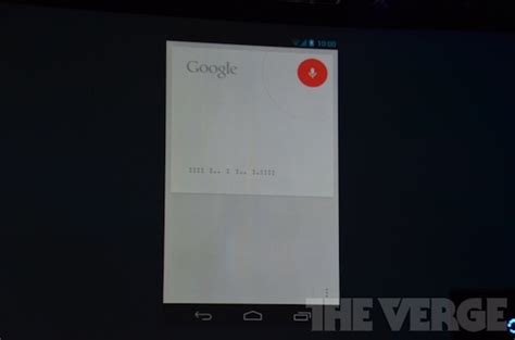 what is android s version of siri unveils android 4 1 complete with siri competitor and more