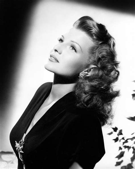classic hollywood diva are you rita hayworth actress diva hollywood elegant glamour