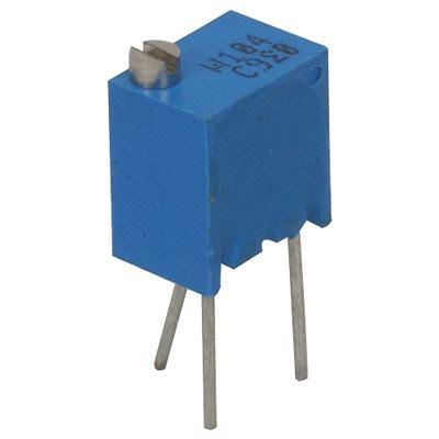 1k resistor direction 64wr1k 3266w 1 102lf bi technologies resistor cermet trimmer 1k ohm 10 0 25w 1 4w 12