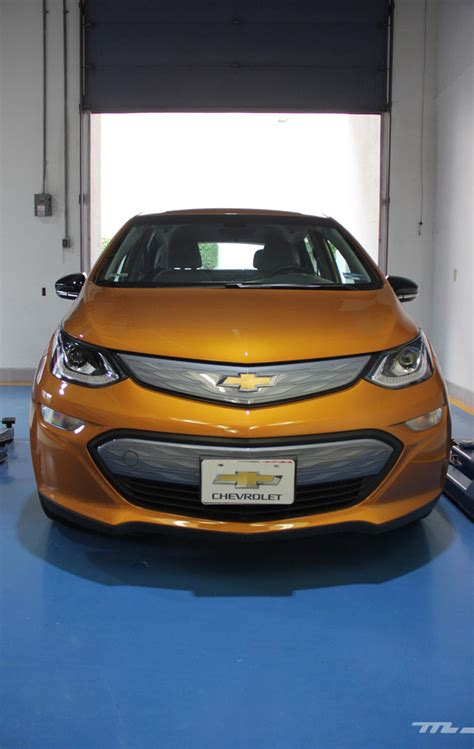 Future Chevy Electric Cars We Drove The Chevrolet Bolt Ev A Today In The Future