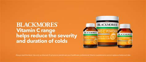 Blackmores Vitamin C vitamin c why choose blackmores vitamin c blackmores