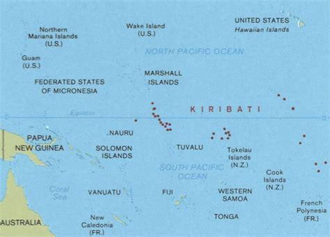 map of kiribati islands save kiribati kiribati