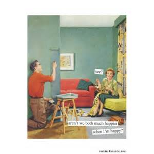 taintor birthday card quot when i m happy quot - Taintor Birthday Cards