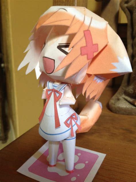 Papercraft Fox - fox papercraft by nekonyan3 on deviantart