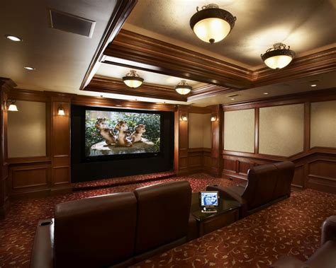 8 beautiful home theaters and jaw dropping entertainment