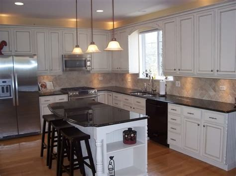 How To Update Kitchen Cabinets by How To Update Oak Kitchen Cabinets Home Furniture Design