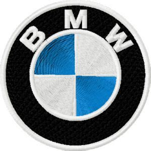 design a logo for embroidery bmw logo stickdateien pinterest bmw embroidery and