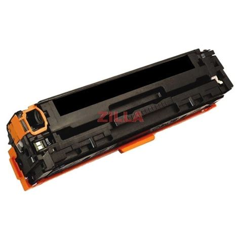 Cartridge Toner Compatible Hp Cb540a 125a Black Printer Hp Cp1215 1515 hp 125a black cb540a toner cartridge premium compatible zilla