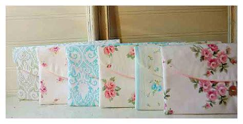 shabby chic clutch purse set 6 bridesmaid gift bridesmaid