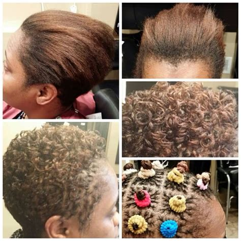 starting sisterlocks with short hair 17 best images about box braid mohawk on pinterest