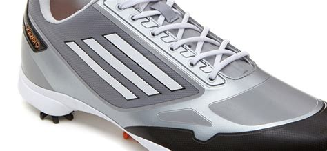 adidas adizero one golf shoes grey white discount prices for golf equipment