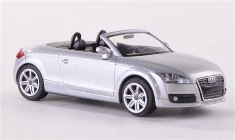 Audi Tt 8j Kaufen by Audi Tt Roadster 8j Silber 2007 Wiking Modellauto 1 87