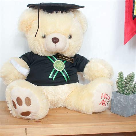 Boneka Wisuda Teddy Jumbo jual boneka wisuda teddy hugme large 0858 7874 9975
