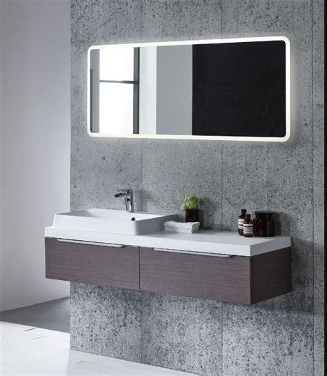 Aster 1200mm LED Illuminated Mirror   Tavistock Bathrooms