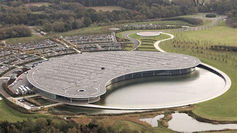 mclaren f1 factory an aerial view of mclaren s headquarters formula 1