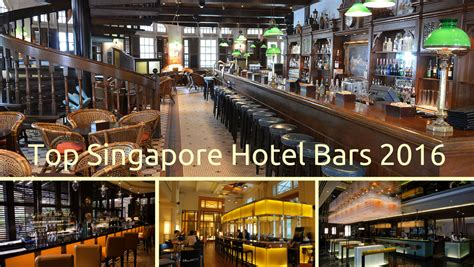 top bars singapore top singapore hotel bars 2016 8 first class hotel bars